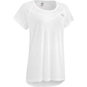 Kari Traa Maria Camiseta Manga Corta Mujer, bright white
